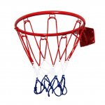 PELLOR Indoor & Outdoor Hanging Wall-mounted Basketball Hoop Basketball Box For Children Kids
