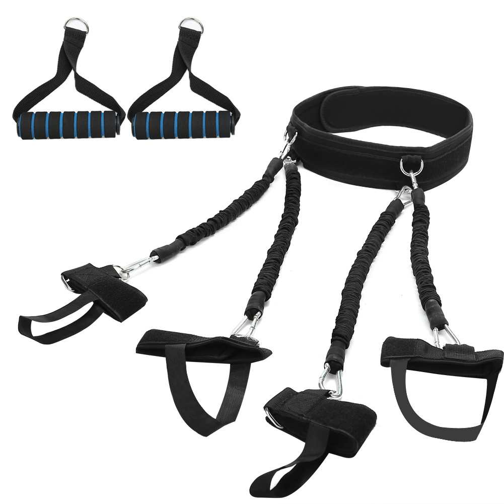 PELLOR Boxing Resistance Bands Strength Training Workout Exercise Band for Football Basketball Athletics