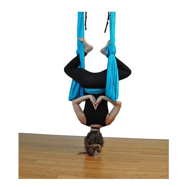 pellor deluxe flying yoga hammock for aerial yoga hammock blue   pellor   pellor deluxe flying yoga hammock for aerial yoga hammock blue      rh   pellor