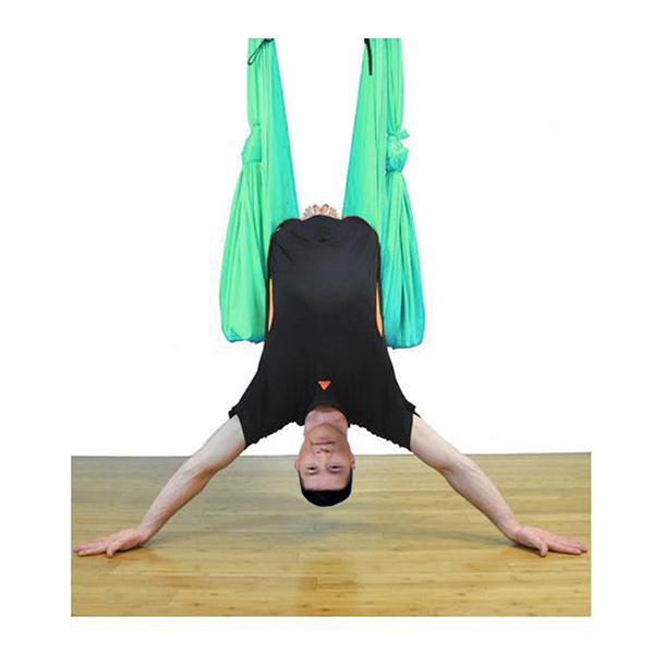 pellor deluxe flying yoga hammock for aerial yoga hammock green   pellor   pellor deluxe flying yoga hammock for aerial yoga hammock green      rh   pellor
